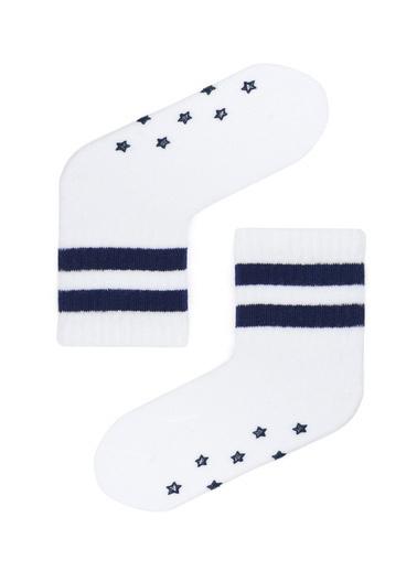 Katia & Bony Star Bebek Soket Çorap  Gri
